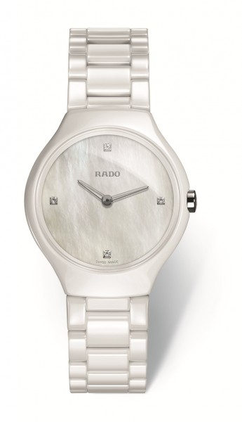 Rado True Thinline Hightech Keramik