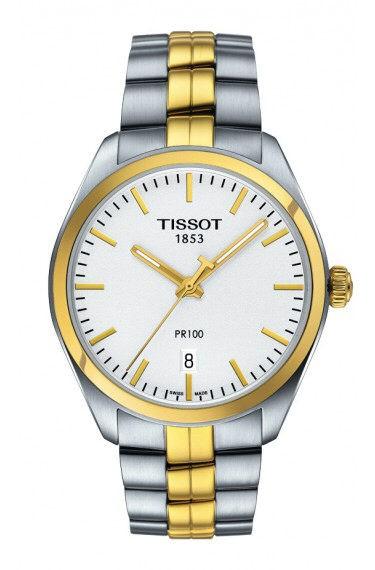 Tissot PR100 Edelstahl
