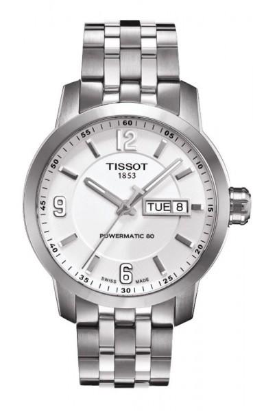Tissot PRC 200 Edelstahl