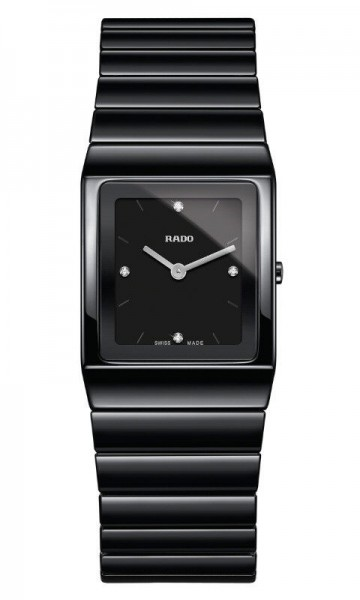 Rado Ceramica Black Hightech Keramik