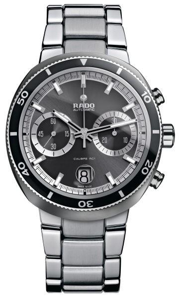 RADO D-Star 200 Chronograph Edelstahl