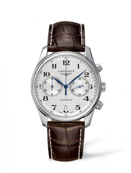Longines Master Collection Edelstahl