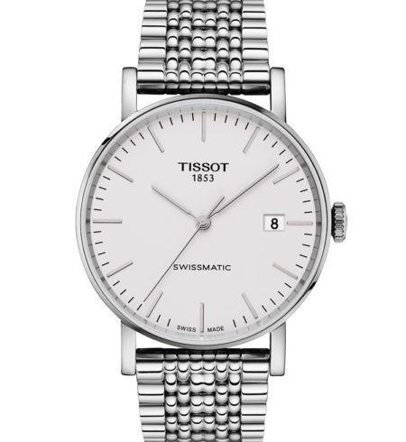 Tissot Everytime Swissmatic Edelstahl
