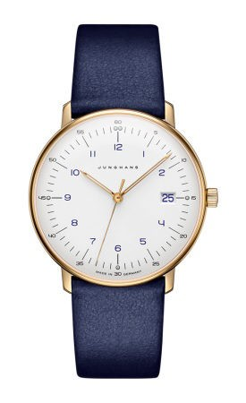 Junghans Max Bill Damen Vergoldet