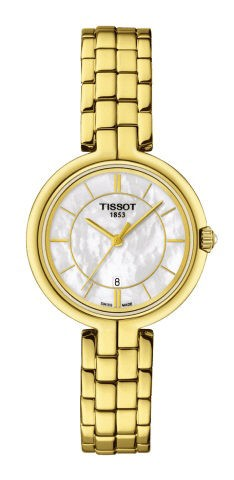 Tissot Flamingo PVD Yellow 7611608240564