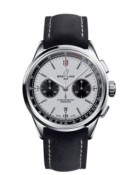 Breitling Premier B01 Chronograph 42 Edelstahl