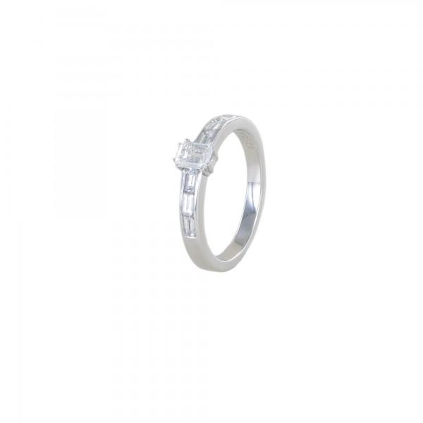 Ring Einzelstück 750/WG