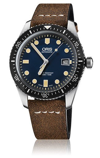 Oris Divers Sixty Five Edelstahl