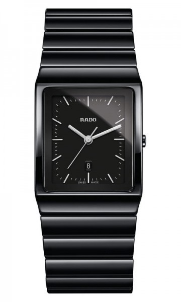 Rado Ceramica L Black Hightech Keramik