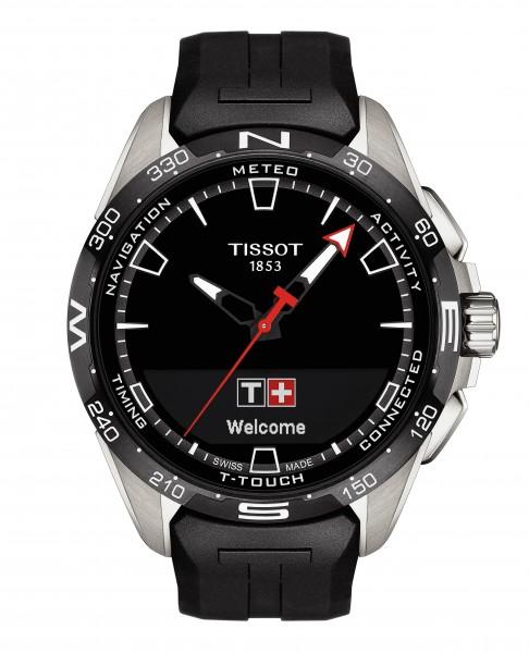 Tissot T-Touch Connect Solar Titan
