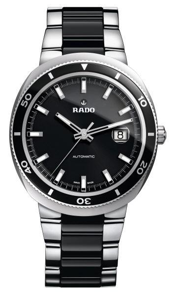 RADO D-Star 200 Edelstahl