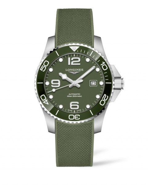 Longines Hydro Conquest Automatic 43 Edelstahl