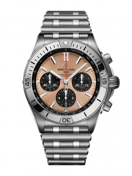 Breitling Chronomat B01 42 Edelstahl