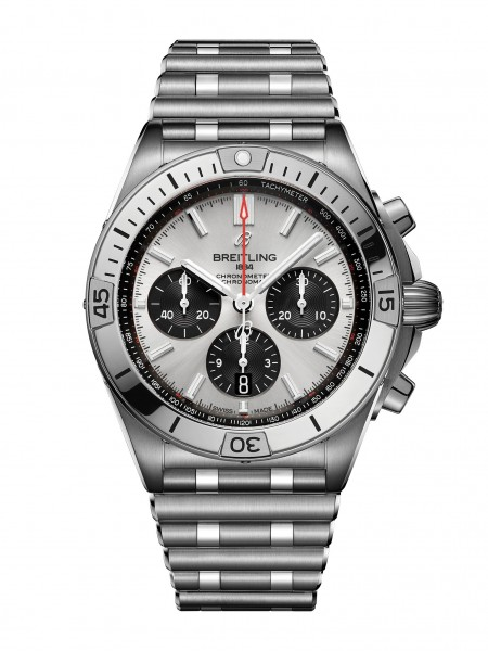 Breitling Chronomat B01 Edelstahl