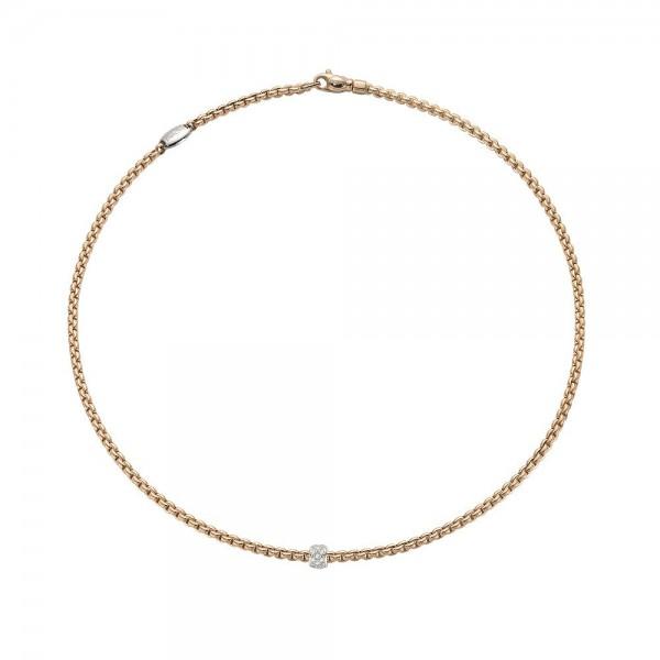 Halskette Fope Eka Tiny 750/RG