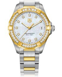 Aquaracer Stahl/Gold Stahl/Gold