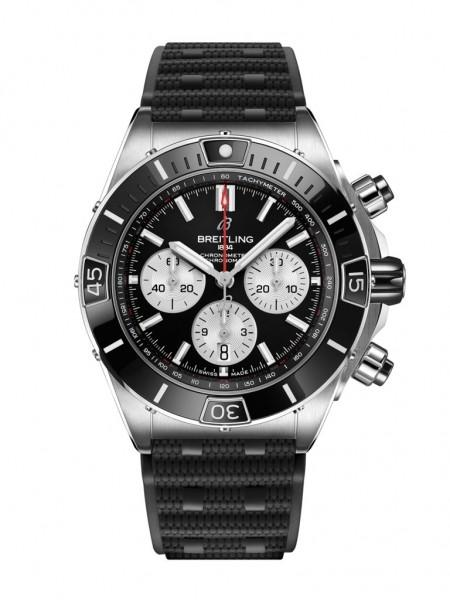 Breitling Super Chronomat 44 Edelstahl