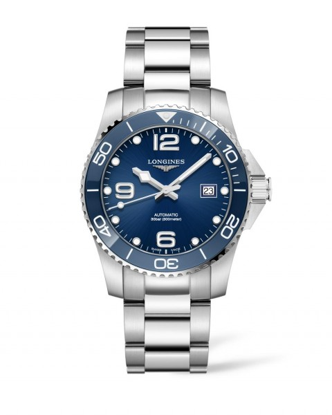 Longines Hydro Conquest 41 Automatic Edelstahl