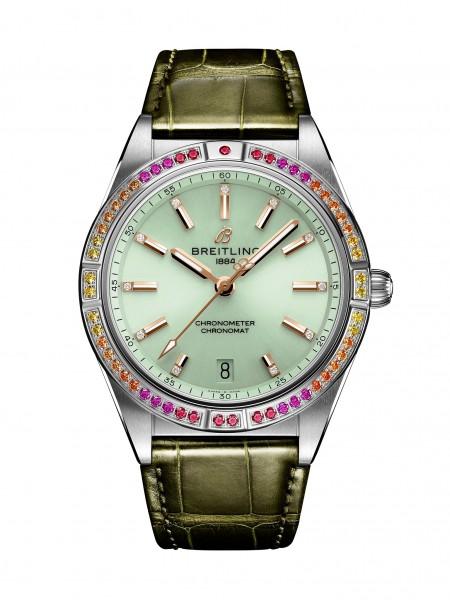 Breitling Chronomat 36 South Sea Edelstahl